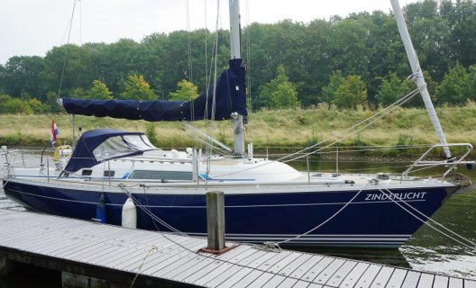 Winner 1120, Segelyacht for sale by White Whale Yachtbrokers - Willemstad