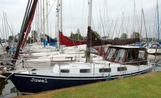 Motorsailer One-Off 10.50, Motorsailor for sale by White Whale Yachtbrokers - Sneek