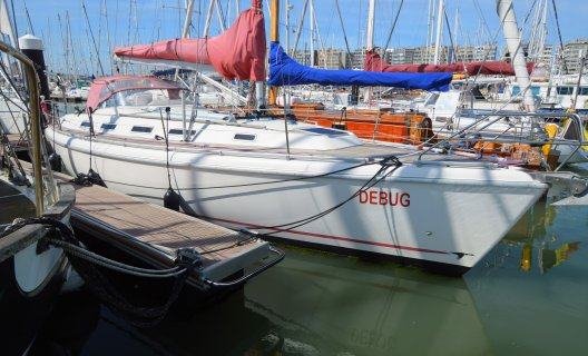 Etap 39 S, Segelyacht for sale by White Whale Yachtbrokers - Belgium