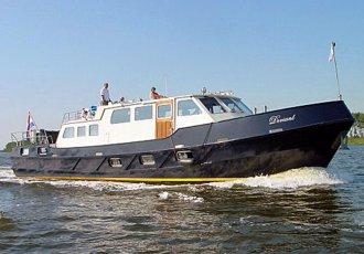River Barge 20.00, Motorjacht River Barge 20.00 te koop bij White Whale Yachtbrokers