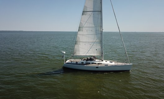 Van De Stadt 46 Beluga, Sailing Yacht for sale by White Whale Yachtbrokers - Enkhuizen