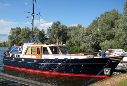 Koopmans Spiegelkotter 1250 AK, Motorjacht  for sale by White Whale Yachtbrokers - Limburg
