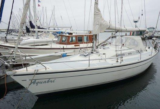 Dehler 36 CWS, Zeiljacht  for sale by White Whale Yachtbrokers - Willemstad