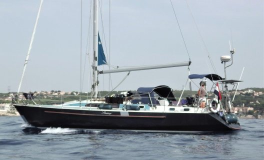 Van De Stadt Caribbean 40, Segelyacht for sale by White Whale Yachtbrokers - Willemstad