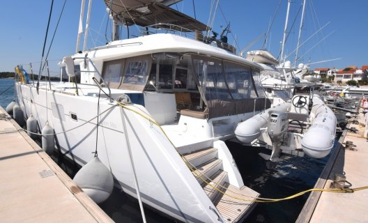 Lagoon 560, Multihull sailing boat for sale by White Whale Yachtbrokers - Croatia