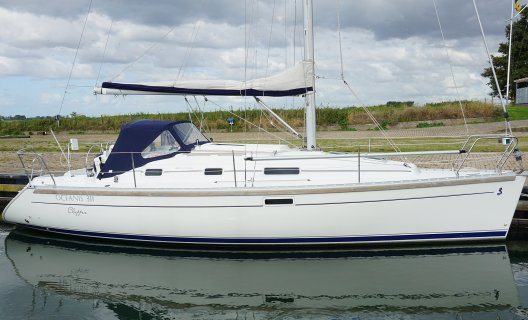 Beneteau Oceanis Clipper 311 Lifting Keel, Sailing Yacht for sale by White Whale Yachtbrokers - Willemstad
