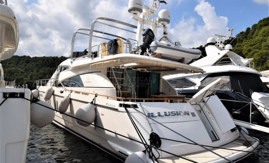 Fairline Squadron 74, Motoryacht for sale by White Whale Yachtbrokers - Finland