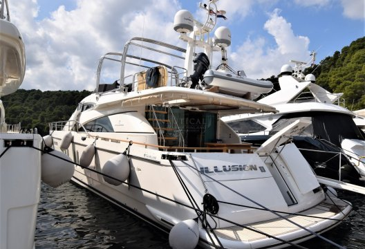 Fairline Squadron 74, Motor Yacht  for sale by White Whale Yachtbrokers - Finland