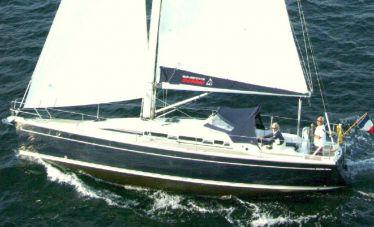 Dehler SQ 36, Zeiljacht  for sale by White Whale Yachtbrokers - Willemstad