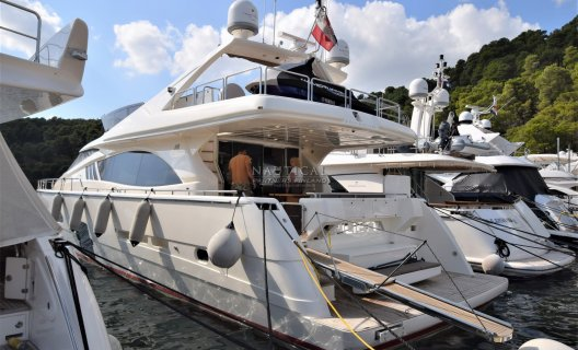 Ferretti 750, Motoryacht for sale by White Whale Yachtbrokers - Finland