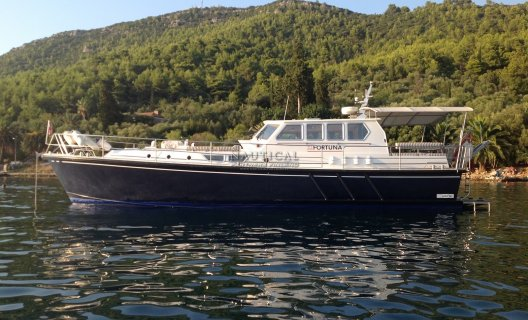 Pilot 50, Motor Yacht for sale by White Whale Yachtbrokers - Finland