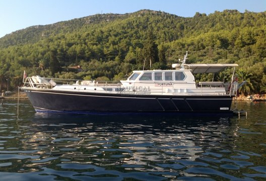 Pilot 50, Motorjacht  for sale by White Whale Yachtbrokers - Finland