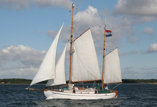 Colin Archer 34 Polar, Zeiljacht  for sale by White Whale Yachtbrokers - Enkhuizen
