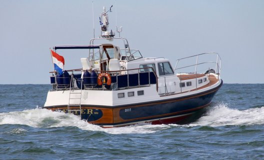 Nelson 42 MK II, Motoryacht for sale by White Whale Yachtbrokers - Enkhuizen