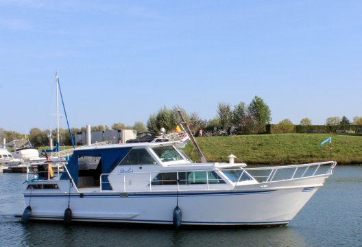 Polaris 1000 GSAK, Motor Yacht  for sale by White Whale Yachtbrokers - Limburg