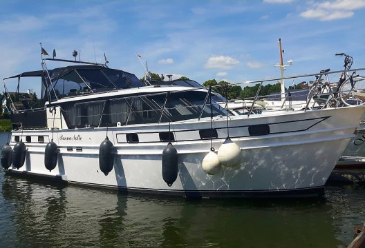 Altena Look 2000, Motorjacht  for sale by White Whale Yachtbrokers - Limburg