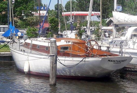 "Sparkman & Stephens 39 ""Nantucket"", Zeiljacht  for sale by White Whale Yachtbrokers - Sneek"
