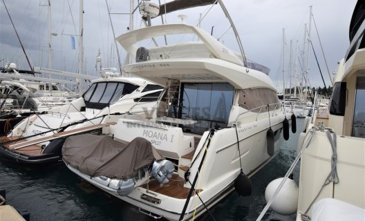 Prestige 500 Fly, Motoryacht for sale by White Whale Yachtbrokers - Finland