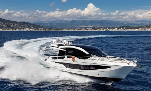 Galeon 650 Skydeck, Motoryacht for sale by White Whale Yachtbrokers - Willemstad