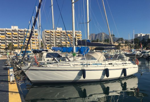 Moody 35 CC, Zeiljacht  for sale by White Whale Yachtbrokers - Almeria