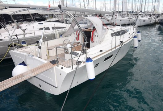 Cobra 38, Sailing Yacht  for sale by White Whale Yachtbrokers - Croatia