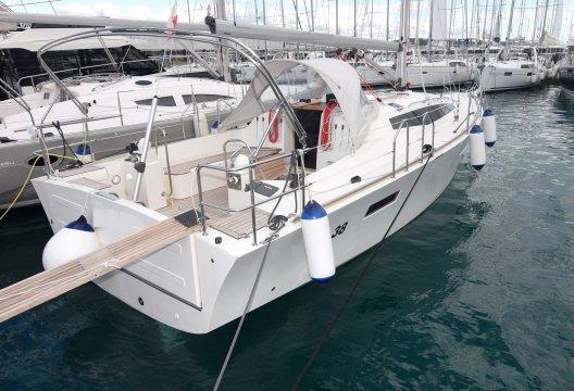 Cobra 38, Zeiljacht  for sale by White Whale Yachtbrokers - Croatia