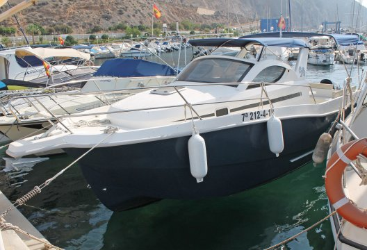 Shiren Fisher Sport 920, Motorjacht  for sale by White Whale Yachtbrokers - Almeria