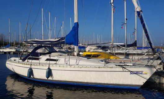 Jeanneau Sun Rise 34, Segelyacht for sale by White Whale Yachtbrokers - Willemstad