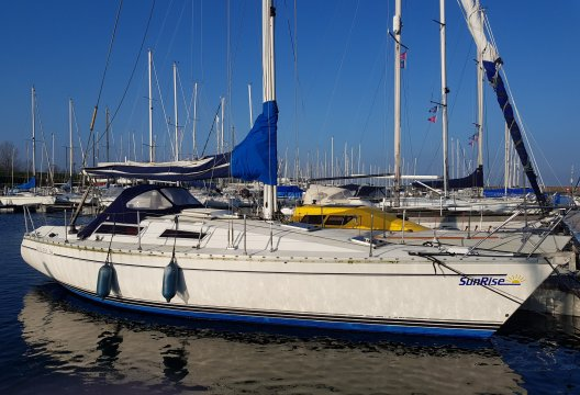 Jeanneau Sun Rise 34, Zeiljacht  for sale by White Whale Yachtbrokers - Willemstad