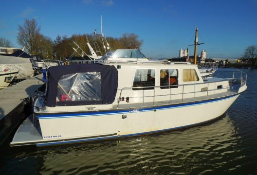 Jetten Jachtbouw Bv Bully 9.60 Ok, Motorjacht  for sale by White Whale Yachtbrokers - Willemstad