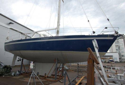 Vita Nova 401 Steel Sailing Yacht, Zeiljacht  for sale by White Whale Yachtbrokers - Finland