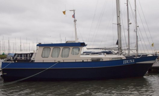 Kotter 12.60, Motoryacht for sale by White Whale Yachtbrokers - Willemstad