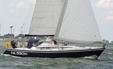 Wasa 370, Zeiljacht  for sale by White Whale Yachtbrokers - Enkhuizen
