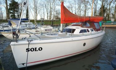Etap 26I, Zeiljacht  for sale by White Whale Yachtbrokers - Willemstad