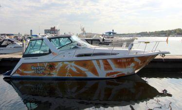 Thompson 3400 Santa Cruz, Motorjacht  for sale by White Whale Yachtbrokers - Limburg