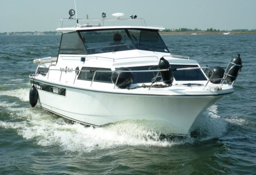 Marco 860 AK, Motorjacht  for sale by White Whale Yachtbrokers - Vinkeveen