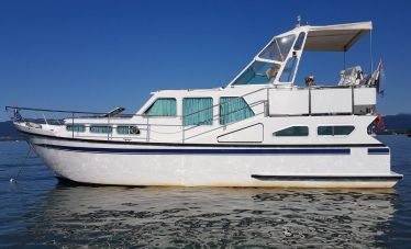 Pedro 32 AK, Motorjacht  for sale by White Whale Yachtbrokers - Willemstad