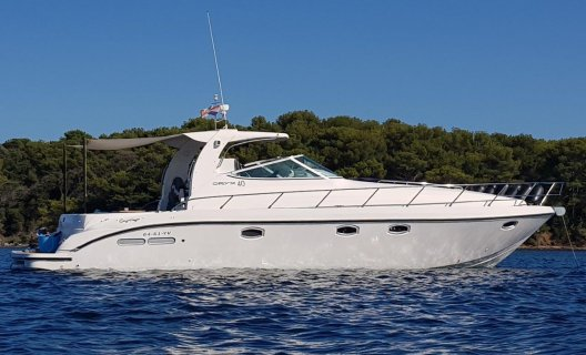 Gulf Craft Oryx 40, Motoryacht for sale by White Whale Yachtbrokers - Willemstad