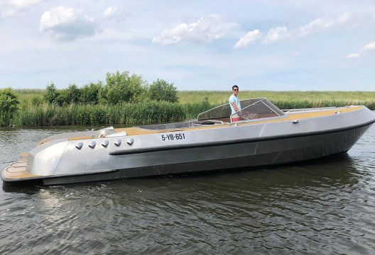 MLV 1100 Sport, Motorjacht  for sale by White Whale Yachtbrokers - Enkhuizen