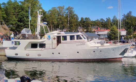 Navetta Adriatico 62, Motoryacht for sale by White Whale Yachtbrokers - Finland