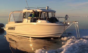 Jeanneau 755 Marlin Special Edition, Motorjacht  for sale by White Whale Yachtbrokers - Finland