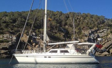 Moody ECLIPSE 43, Zeiljacht  for sale by White Whale Yachtbrokers - Almeria