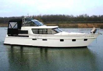 Bendie 51 Superieur Cabrio, Motorjacht Bendie 51 Superieur Cabrio te koop bij White Whale Yachtbrokers