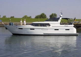 Pacific Exlcusive 155 Cabrio, Motorjacht Pacific Exlcusive 155 Cabrio te koop bij White Whale Yachtbrokers - Willemstad