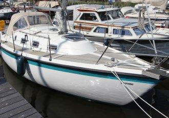 Hurley 800, Zeiljacht Hurley 800 te koop bij White Whale Yachtbrokers - Sneek