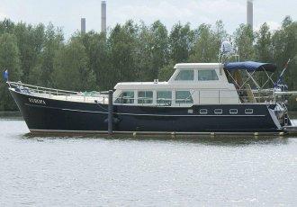 Spiegelkotter Estrella 15.50, Motorjacht Spiegelkotter Estrella 15.50 te koop bij White Whale Yachtbrokers