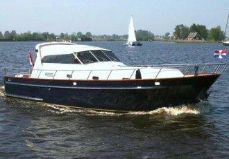 Tryvia 1100 Cabrio, Motorjacht Tryvia 1100 Cabrio te koop bij White Whale Yachtbrokers