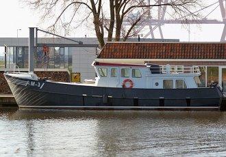 Bekebrede Trawler, Motorjacht Bekebrede Trawler te koop bij White Whale Yachtbrokers