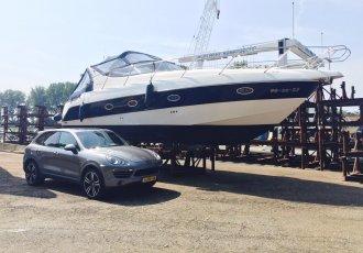 Sessa Oyster 40, Motorjacht Sessa Oyster 40 te koop bij White Whale Yachtbrokers