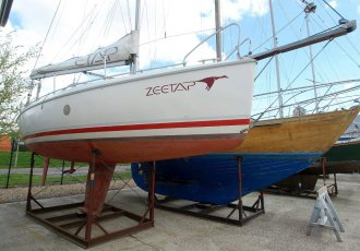 Etap 26I, Sailing Yacht Etap 26I for sale at White Whale Yachtbrokers - Willemstad
